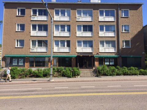 Talokompassille uudet tilat Lauttasaaren keskustaan