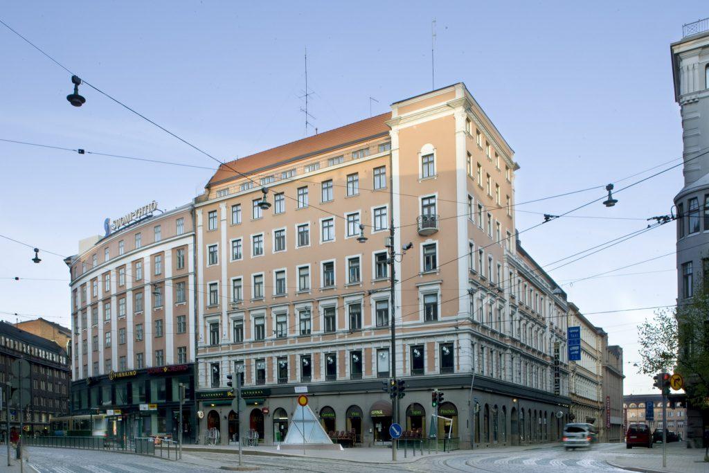 DDB Helsinki Kaisaniemen Fenniakortteliin