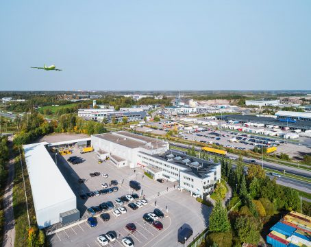 Lotus Demolition Oy muuttaa uusiin tiloihin Vantaalle 21.6.2021