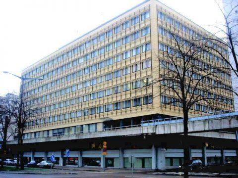 Sotaveteraaniliitot uusiin toimitiloihin Itä-Pasilassa